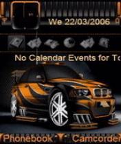 BMW Sports Theme