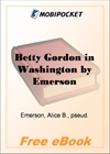Betty Gordon in Washington for MobiPocket Reader