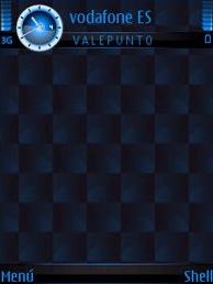 Black & Blue V3 SVG Theme