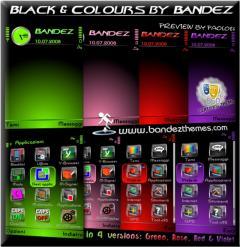 Black&Viola Theme