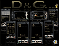 BLACK GOLD D&G