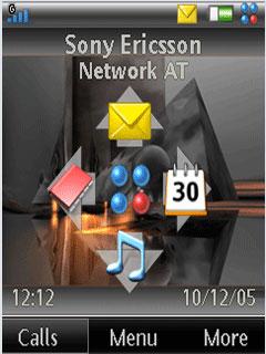 Black Pyramid Rd Theme UIQ