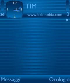 Blocked Blue Theme