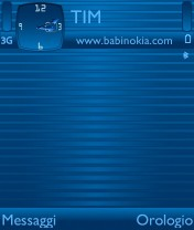 BLOCKED BLUE (2 versions)