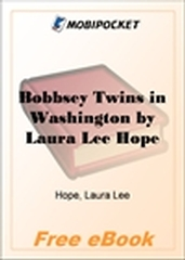 Bobbsey Twins in Washington for MobiPocket Reader