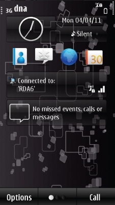 Box Theme for Symbian