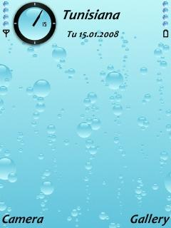 Bubbles SVG Theme