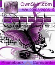 Butterfly Blossom Theme
