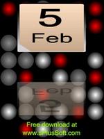 Calendar Dot Animation
