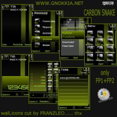 Carbon Snake Theme