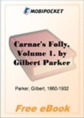 Carnac's Folly, Volume 1 for MobiPocket Reader