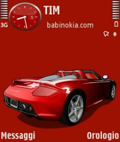 Carrera GT Theme for Nokia N70/N90