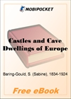 Castles and Cave Dwellings of Europe for MobiPocket Reader