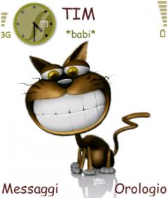 Cat Theme for Nokia N70/N90