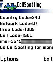 CellSpotting
