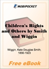 Children's Rights and Others for MobiPocket Reader