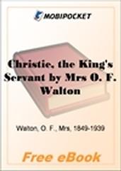 Christie, the King's Servant for MobiPocket Reader
