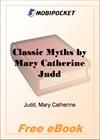 Classic Myths for MobiPocket Reader