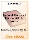 Colonel Carter of Cartersville for MobiPocket Reader