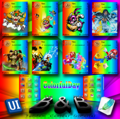 ColorfulDay Theme