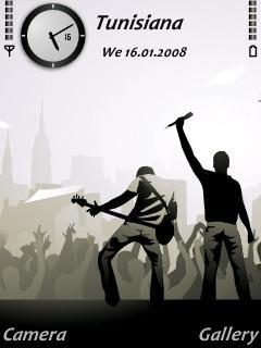 Concert SVG Theme