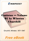 Coniston - Volume 1 for MobiPocket Reader