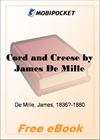 Cord and Creese for MobiPocket Reader