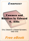 Cowmen and Rustlers for MobiPocket Reader