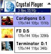 Crystal Player Mobile