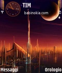 Dawn Theme for Nokia N70/N90