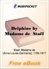Delphine for MobiPocket Reader