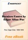 Derniers Contes for MobiPocket Reader