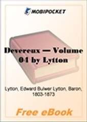 Devereux, Volume 4 for MobiPocket Reader