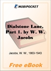 Dialstone Lane, Part 1 for MobiPocket Reader