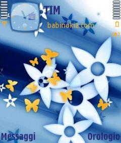 Digital Garden Theme for Nokia N70/N90