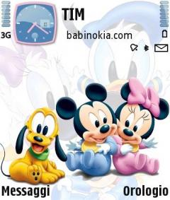 Disney Kids Theme