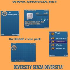 Diversity Senza Diversita' Theme