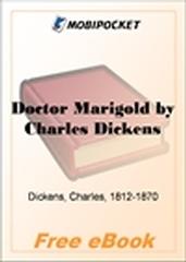 Doctor Marigold for MobiPocket Reader