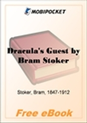 Dracula's Guest for MobiPocket Reader