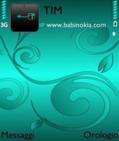 Drawings Aquamarine Theme