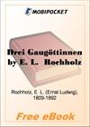 Drei Gaugottinnen for MobiPocket Reader