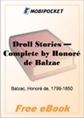 Droll Stories for MobiPocket Reader