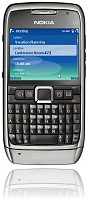Nokia E71 Skin for Remote Professional