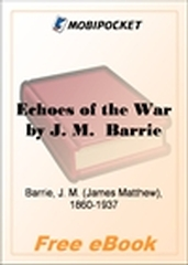 Echoes of the War for MobiPocket Reader