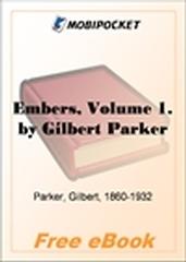 Embers, Volume 1 for MobiPocket Reader