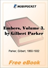 Embers, Volume 3 for MobiPocket Reader