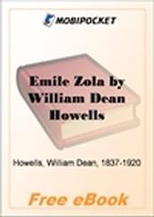 Emile Zola for MobiPocket Reader
