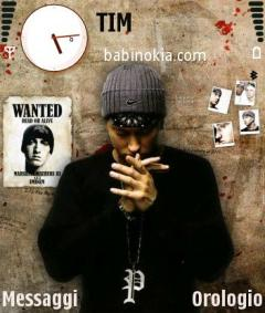 Eminem Theme for Nokia N70/N90