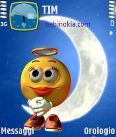 Emotiangel Theme for Nokia N70/N90
