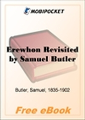 Erewhon Revisited for MobiPocket Reader